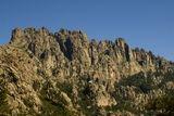 Les aiguilles de Bavella, vues du col - © Kalysteo.com