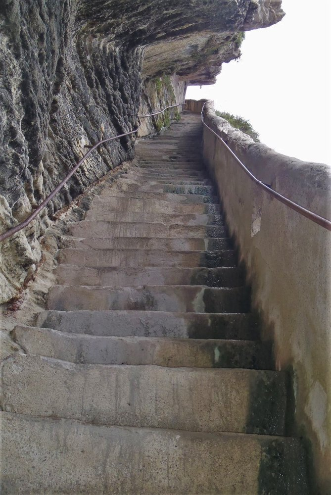 Escalier du roi d'Aragon