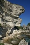 Falaises de Bonifacio, vues de la plage de Sutta Rocca - © Kalysteo.com