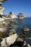 Le Grain de Sable, vu de la plage de Sutta Rocca - © Kalysteo.com