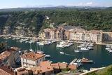 Le port, vue de la Citadelle - © Kalysteo.com