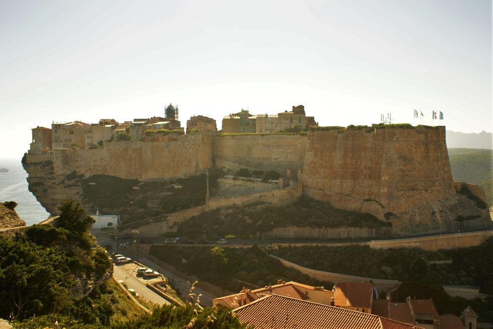 La Citadelle, vue de Campu Rumanilu