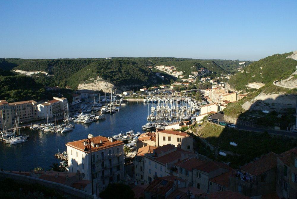 Le port, vue de la Citadelle