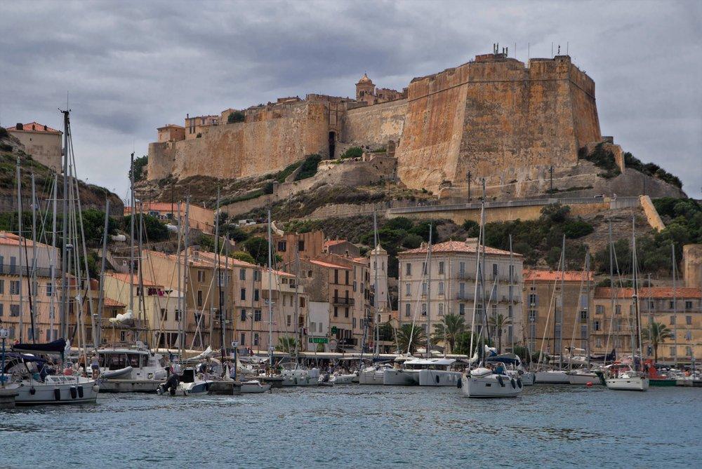 Le port et la Citadelle