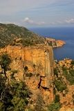 Le Château-Fort, vu du sentier portant le même nom - © Kalysteo.com