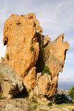 Le rocher de l'Aigle, sur le sentier du Château-Fort - © Kalysteo.com