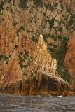 Les Calanche, vues de la mer - © Kalysteo.com
