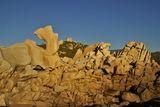 Le rocher du Dauphin et la tour de Campomoro - © Kalysteo.com
