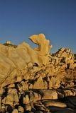 Le rocher du Dauphin et la tour de Campomoro, au coucher du Soleil - © Kalysteo.com