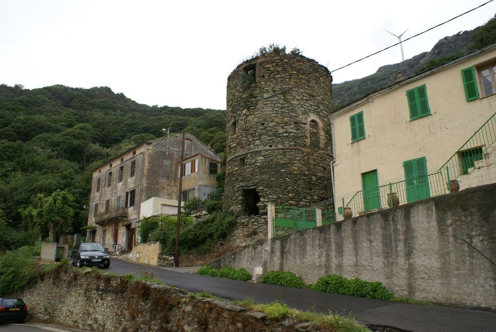 Tour génoise de Quercioli