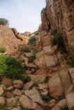 Montée en haut du Capo Rosso - © Kalysteo.com