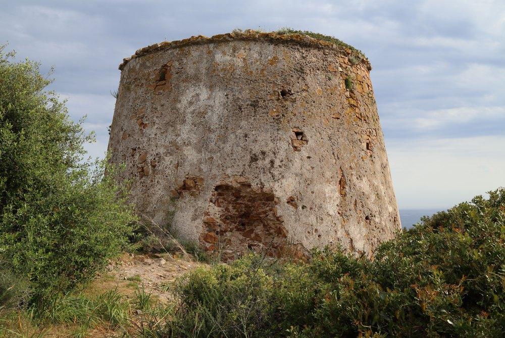 Tour de Cargèse