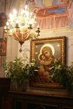 Intérieur de l'église Saint-Spyridon - © Kalysteo.com