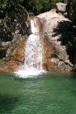 Première piscine naturelle et sa cascade - © Kalysteo.com