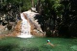Petite trempette dans l'eau froide... - © Kalysteo.com