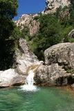 Troisième piscine naturelle et sa cascade - © Kalysteo.com