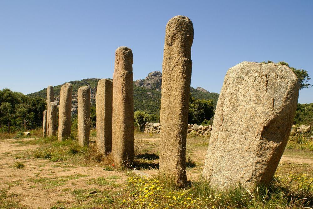 Site mégalithique de Cauria