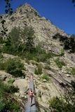 La passerelle de Spasimata - © Kalysteo.com
