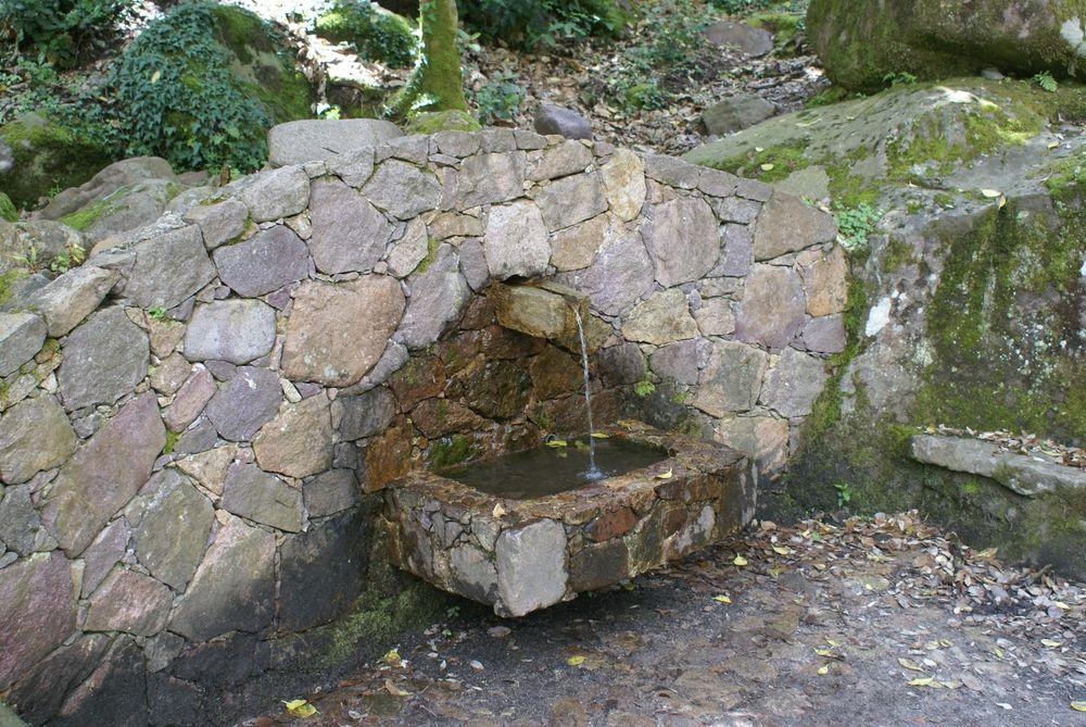 La fontaine de Spasimata