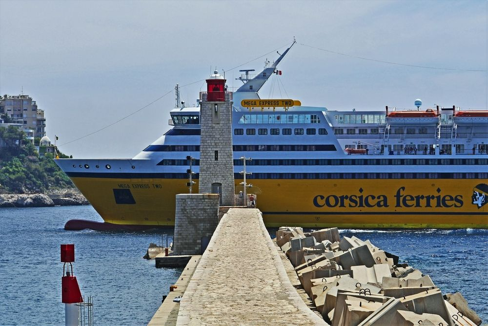 ⛴️ Recherche et comparateur de prix de billets de ferry à destination de la Corse