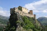 Citadelle de Corte, vue du belvédère - © Kalysteo.com