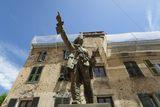 Statue de Jean-Pierre Gaffori - © Photos et Voyages