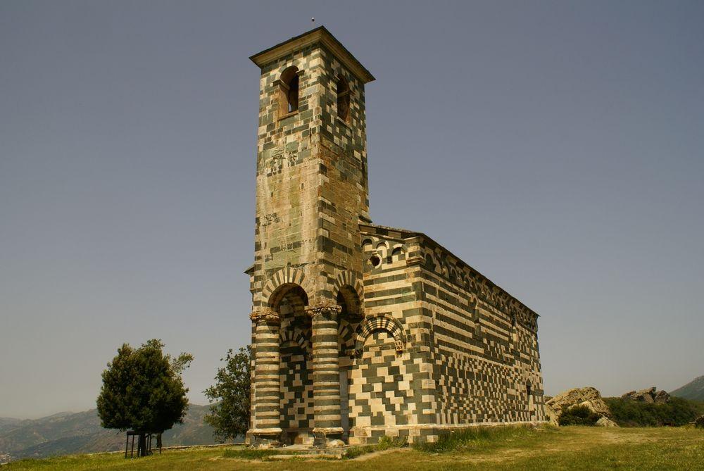 Église San Michele de Murato