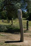 Alignement des cinq statues-menhirs - © Kalysteo.com