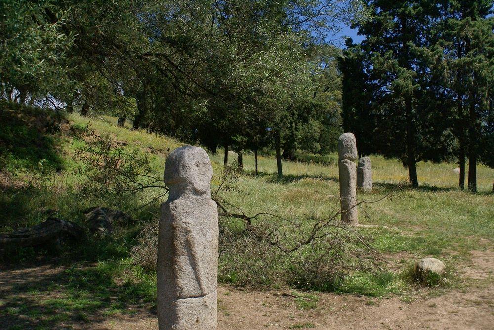 Site préhistorique de Filitosa