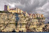 Bonifacio et l'escalier du Roy d'Aragon - © Christian Klein