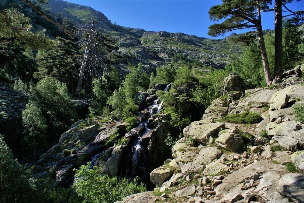 Le ruisseau de Colga