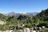 Vue sur la Paglia Orba et le Monte Cinto - © Kalysteo.com