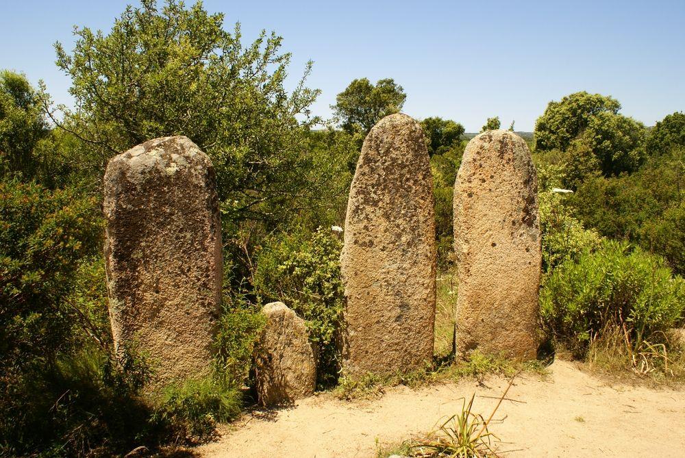 Menhirs de Palaggiu