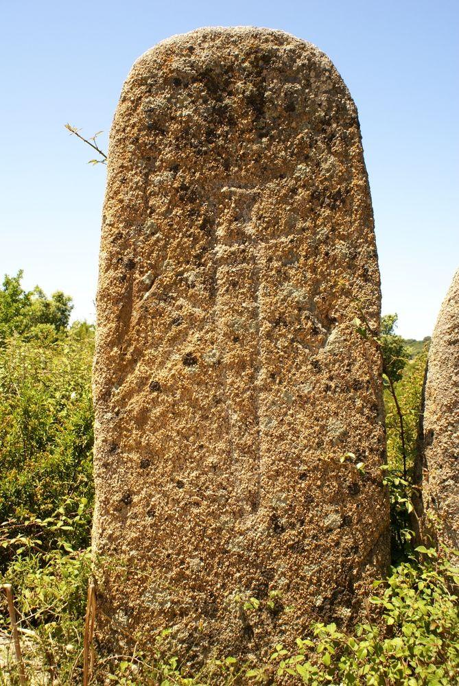 Statue-menhir de Palaggiu