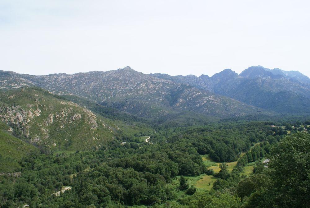 Vue de Punta di u Castellu