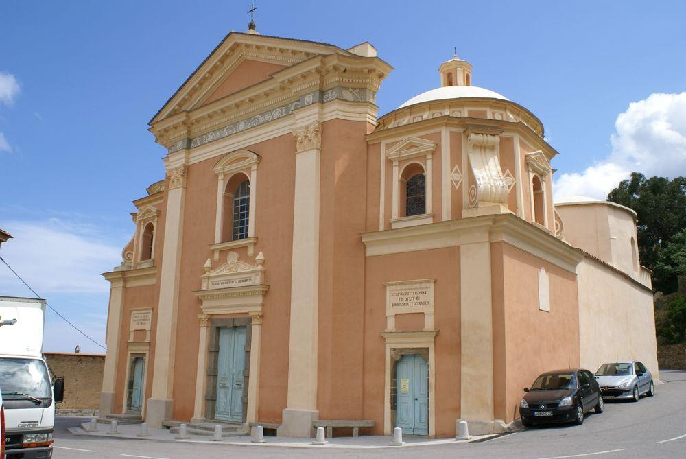 Église paroissiale Saint Thomas l'Apôtre et San Gavino