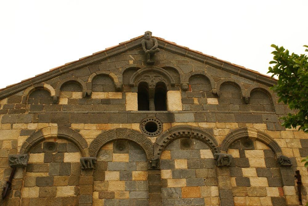 Église de la Trinité, à d'Aregno